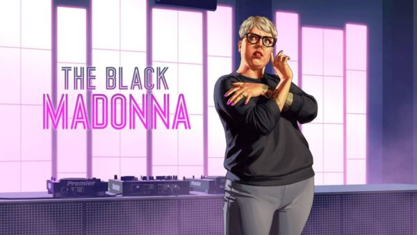 GTA Online The Black Madonna