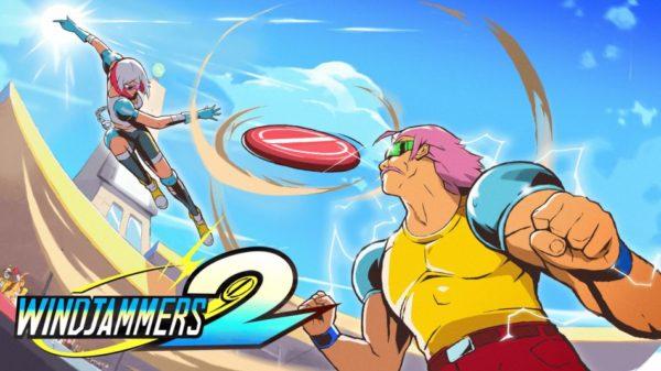 Du gameplay vidéo pour Windjammers 2 !
