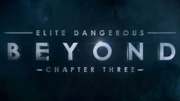 Elite Dangerous Beyond - Chapter Three