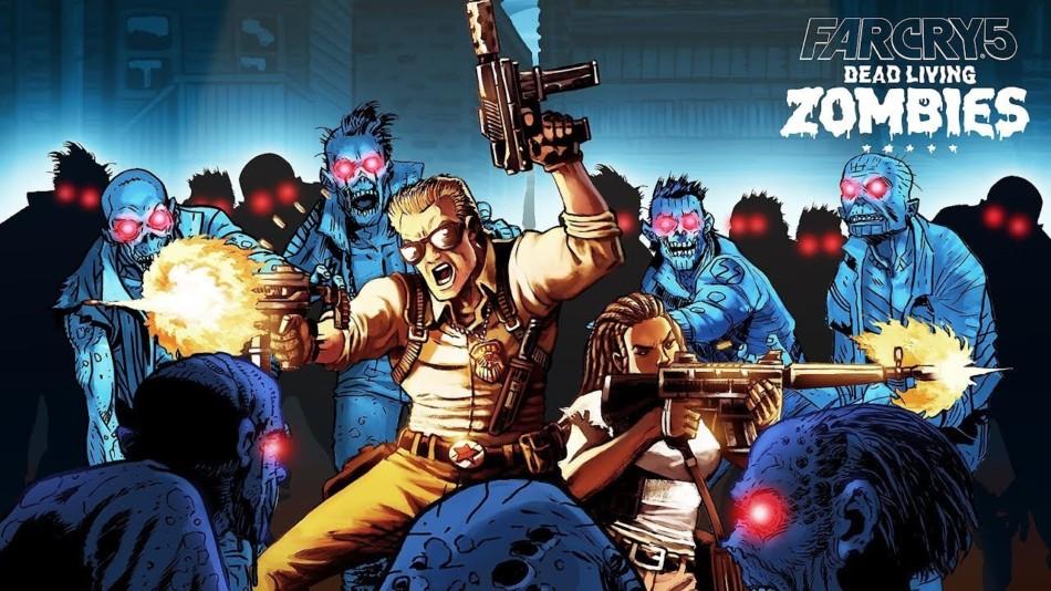Far Cry 5: Dead Living Zombies est disponible !