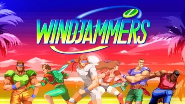 Windjammers est disponible sur Nintendo Switch !