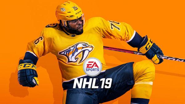 EA Sports NHL 19