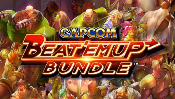 La collection Capcom Beat'Em Up Bundle frappera très bientôt !