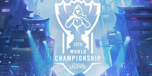 League Of Legends Worlds 2018