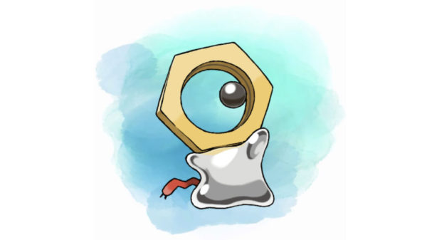 Meltan Pokémon Go