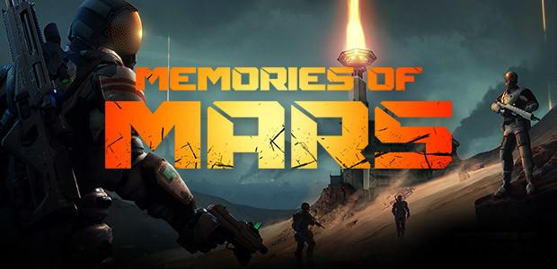Memories of Mars RTK NEW