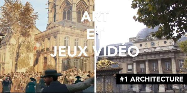 """SELL - """"Art et Jeux Vidéo"""" : Épisode 1 - Architecture"""