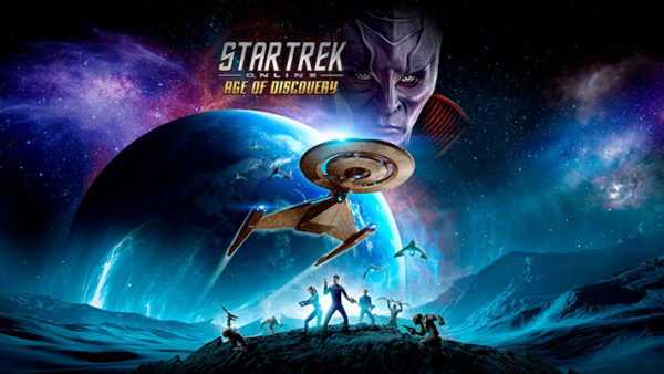 Star Trek Online : Age of Discovery est disponible !
