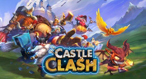 Bon anniversaire Castle Clash !