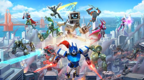 Override: Mech City Brawl dévoile son trailer !