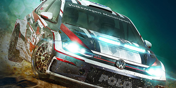 DiRT RALLY 2.0 est disponible en VR