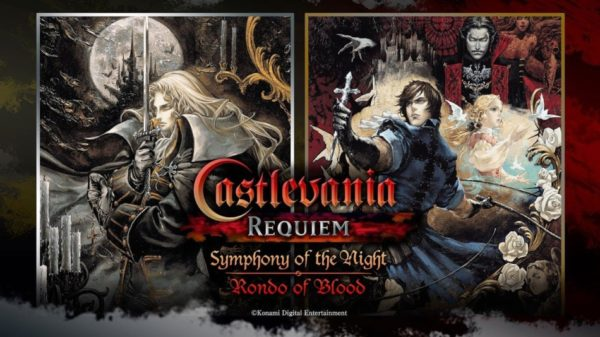 Castlevania Requiem: Symphony of the Night et Rondo of Blood