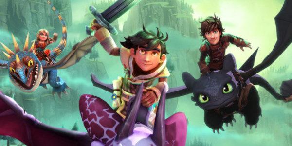 Dragons L'Aube Des Nouveaux Cavaliers - Dragons : L'Aube des Nouveaux Cavaliers