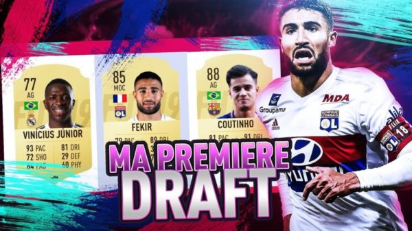 Draft FIFA Ultimate 19 FIFA 19 FUT