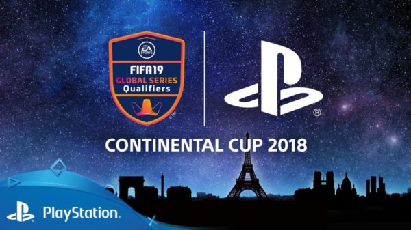 FIFA PGW 2018 - Continental Cup 2018