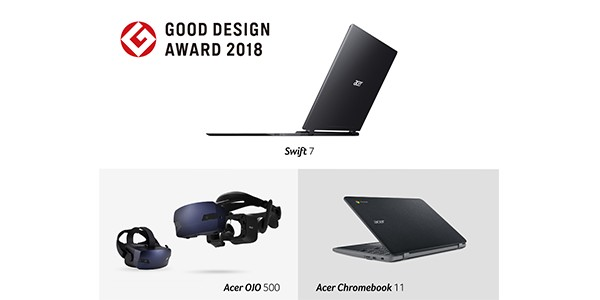 Good Design Awards x Acer
