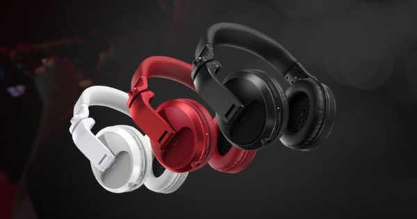 Pioneer DJ lance son casque HDJ-X5BT Bluetooth !