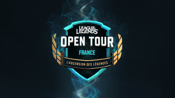 League Of Legends Open Tour de France
