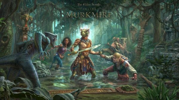 The Elder Scrolls Online - DLC Murkmire