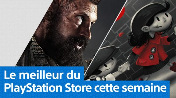 PS Store Playstation Store - 9 octobre 2018