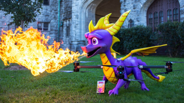Spyro Reignited Trilogy Drone