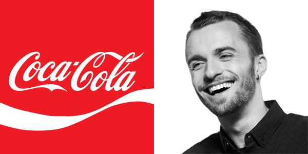 Coca-Cola signe Squeezie en tant qu'ambassadeur gaming !