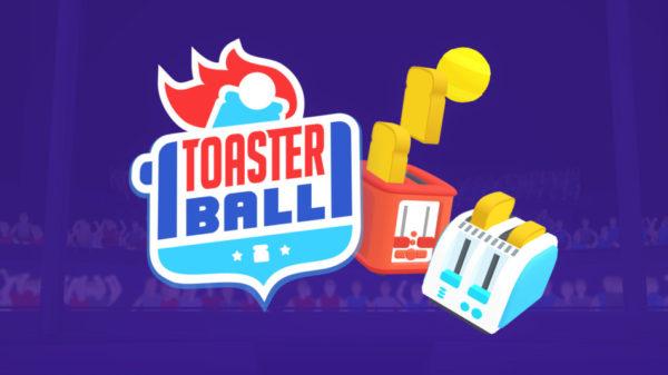 Soutenez Toasterball sur Kickstarter !