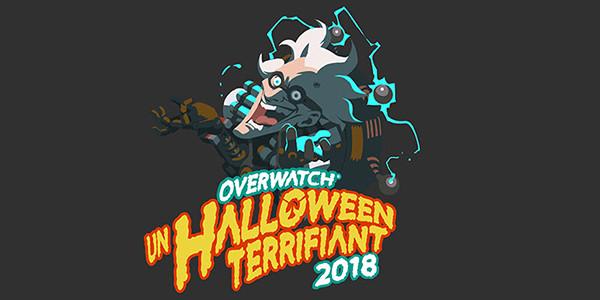 Un Halloween terrifiant Overwatch 2018