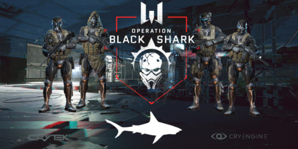 Warface Black Shark