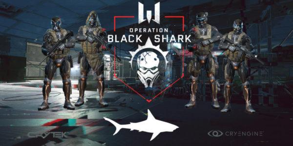 Warface Black Shark