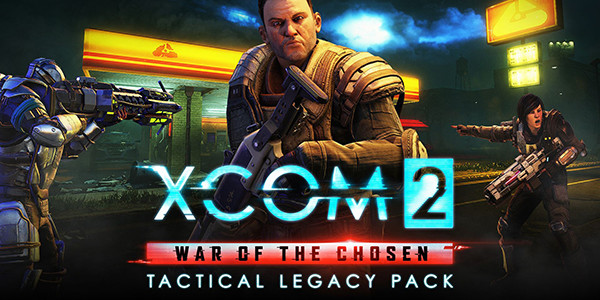 XCOM 2 War of the Chosen Pack Héritage Tactique