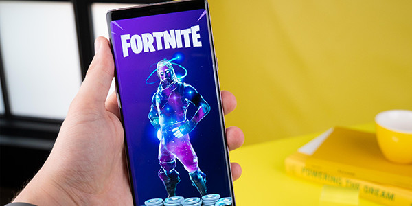 Fortnite Samsung Galaxy Note9