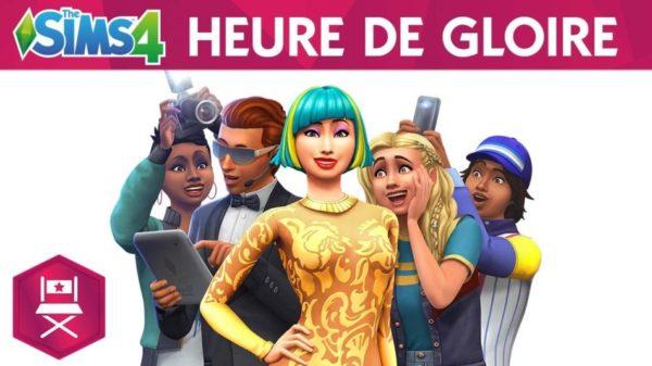 Les Sims 4 Heure de Gloire est disponible !
