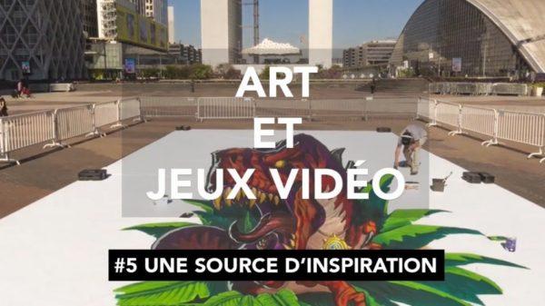 """SELL – """"Art et Jeux Vidéo"""" : Épisode 5 – Le jeu vidéo ? Un art à part entière !"""