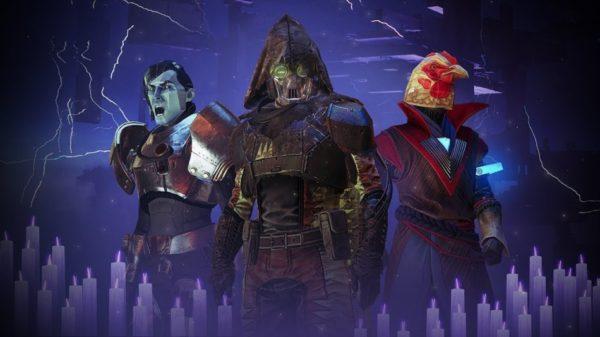 La Fête des Âmes Perdues Destiny 2