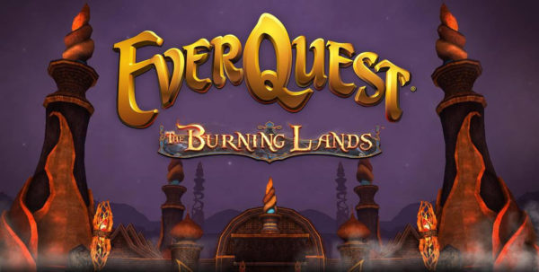 EverQuest : The Burning Lands
