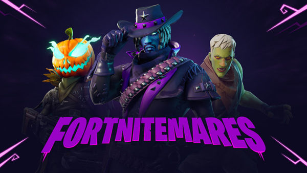 Fortnite : Cauchemars 2018 - Fortnitemares