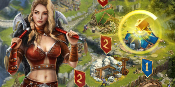 Vikings : War of Clans