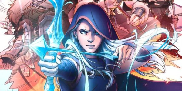 League of Legends Ashe : chef de guerre Riot Games x Marvel