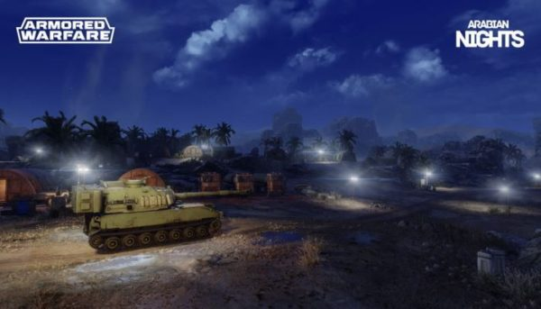 Armored Warfare : Arabian Nights – Part II est disponible sur PC !