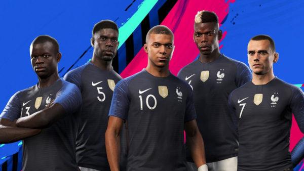 Édition Collector 2 Étoiles FIFA 19