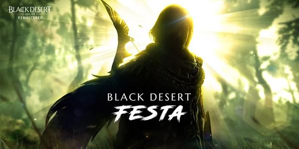 Black Desert Festa - Black Desert Online