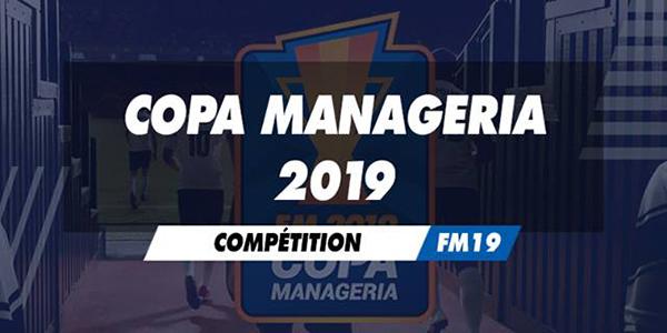 Copa Manageria 2019