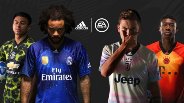 FIFA 19 - Maillot Adidas x EA Sports - Limited Edition