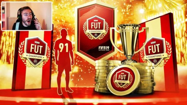 FUT CHAMPIONS 5 NOVEMBRE 2018 - FIFA 19 FUT ULTIMATE TEAM AXOSKILL