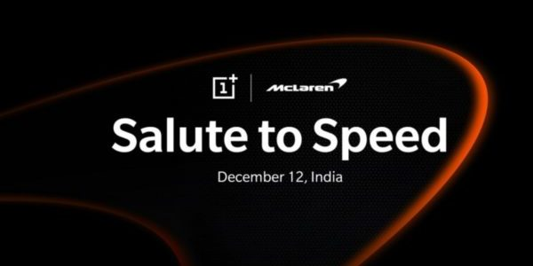 OnePlus x McLaren - Salute To Speed