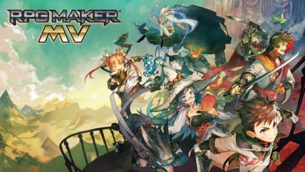 RPG Maker MV est repoussé à une date ultérieure !
