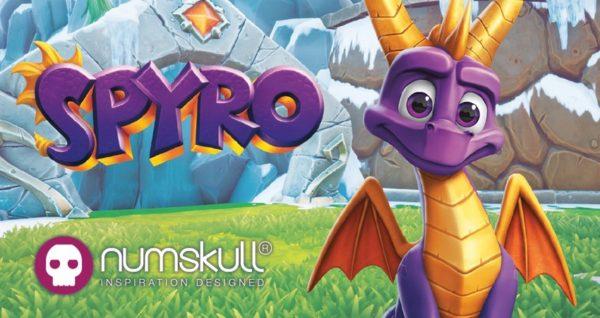 NUMSKULL Spyro Reignited Trilogy
