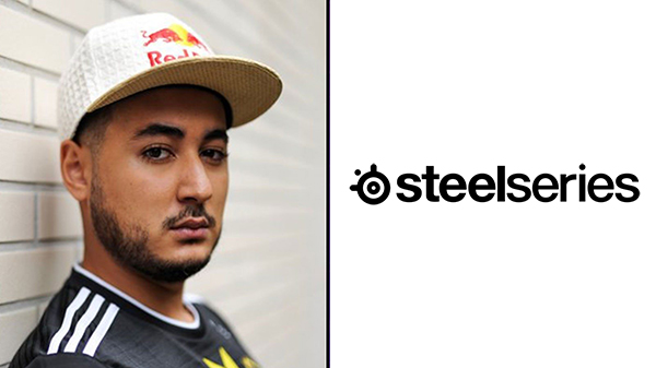 Steelseries x Gotaga