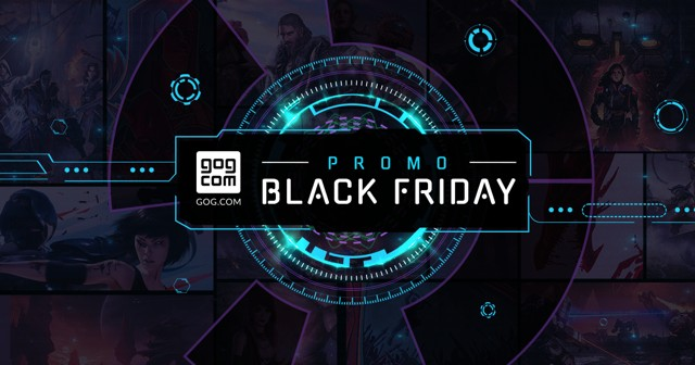 GOG.COM Black Friday